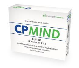 CP MIND INTEGRATORE ALIMENTARE 14 BUSTINE
