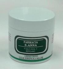 CREMA MANI GLICERINA + ALOE 50 ml