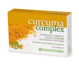 CURCUMA COMPLEX INTEGRATORE ALIMENTARE 30 COMPRESSE