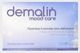 DEMALIN MOOD CARE favorisce il normale tono dell'umore 60 COMPRESSE