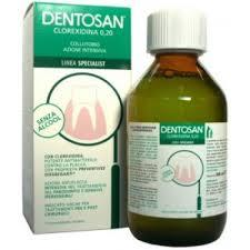 DENTOSAN CLOREXIDINA 0,20 - COLLUTTORIO AZIONE INTENSIVA - 200 ML