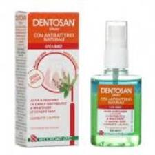 DENTOSAN SPRAY CON ANTIBATTERICI NATURALI - 50 ML