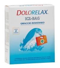 DOLORELAX ICE-BAG INSTANT ICE GHIACCIO ISTANTANEO 2 sacchetti