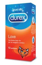 DUREX LOVE 12 PEZZI
