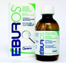 EBUROS 0,12 COLLUTTORIO 200 ML