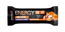 ENERGY LONG RACES BARRETTA ENERGETICA GLUTEN FREE  DOLCE SALATO 5 PEZZI