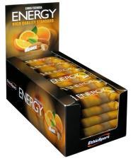 Energy Orange Barretta Energetica 5 pezzi