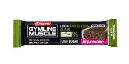 ENERVIT GYMLINE MUSCLE HIGH PROTEIN BAR 50% GUSTO BROWNIE