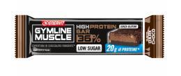 ENERVIT GYMLINE MUSCLE HIGH PROTEIN BAR LOW SUGAR 36% DARK CHOCO