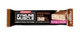 ENERVIT GYMLINE MUSCLE PROTEIN BAR 32% CREMA DI NOCCIOLE