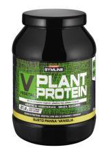 ENERVIT GYMLINE MUSCLE VEGETAL PLANT PROTEINE PANNA VANIGLIA 900g