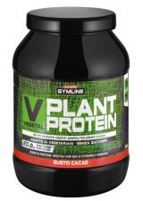 ENERVIT GYMLINE MUSCLE VEGETAL PROTEIN BLEND PROTEINE VEGETALI CACAO 900g