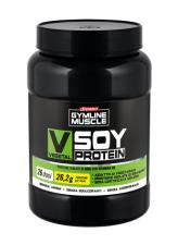 ENERVIT GYMLINE MUSCLE VEGETAL SOY PROTEIN PROTEINE ISOLATE DI SOIA UNFLAVOURED SENZA AROMI 800g