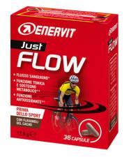 ENERVIT JUST FLOW INTEGRATORE ALIMENTARE DI VITAMINE B1 E B2 36 CAPSULE