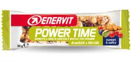 ENERVIT POWER TIME ARACHIDI E MIRTILLI 5 Barrette