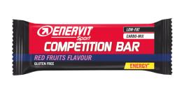 ENERVIT SPORT COMPETITION BAR FRUTTI ROSSI 30g