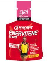 Enervitene Sport gel gusto LAMPONE 5 bustine