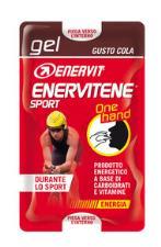 ENERVITENE SPORT GEL ONE HAND GUSTO COLA 5 PACK Doppi