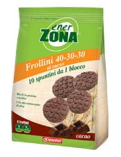 ENERZONA FROLLINI 40 30 30 CACAO  250 gr