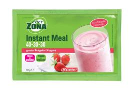 ENERZONA INSTANT MEAL 40-30-30 FRAGOLA YOGURT