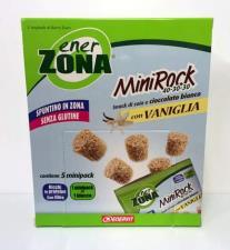 ENERZONA MINIROCK VANIGLIA 40-30-30  5 minipack