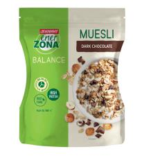ENERZONA MUESLI DARK CHOCOLATE 230g