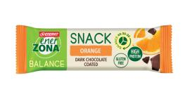 ENERZONA SNACK 40-30-30 barretta ORANGE