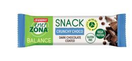 ENERZONA SNACK 40-30-30 barrette gusto CRUNCHY CHOCO 33gr