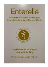 ENTERELLE PLUS INTEGRATORE 24 BUSTINE STICK