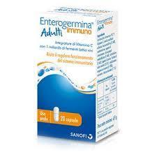 Enterogermina Immuno Adulti 20 cps