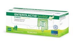 ENTEROLACTIS 12 FLACONCINI
