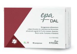 EPADAL INTEGRATORE ALIMENTARE 40 COMPRESSE