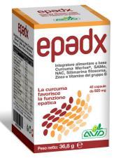 EPADX INTEGRATORE ALIMENTARE 40 CAPSULE