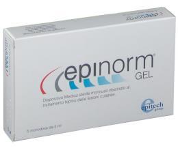 EPINORM GEL 5 MONODOSE DA 3ml