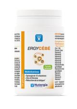 ERGYCEBE NUTERGIA VITAMINE B2 B5 B6 B9 90 CAPSULE
