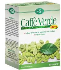 ESI CAFFE'  VERDE 60 OVALETTE 500mg