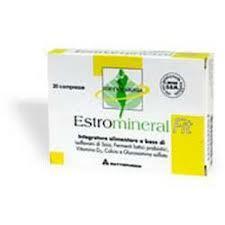 ESTROMINERAL FIT - DISTURBI DELLA MENOPAUSA - 20 COMPRESSE