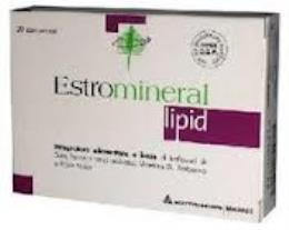 ESTROMINERAL LIPID - DISTURBI DELLA MENOPAUSA - 20 COMPRESSE