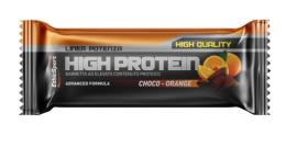 ETHICSPORT POTENZA HIGH PROTEIN  CHOCO ORANGE 5 Barrette