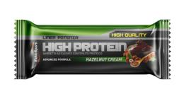 ETHICSPORT POTENZA HIGH PROTEIN HAZELNUT CREAM 5 Barrette