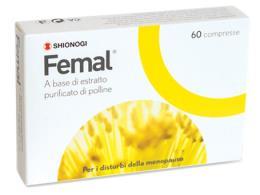 FEMAL INTEGRATORE ALIMENTARE 30 COMPRESSE