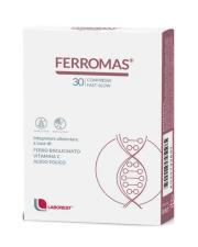 FERROMAS INTEGRATORE ALIMENTARE FERRO 30 COMPRESSE