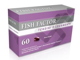 FISH FACTOR TENDINI E LEGAMENTI 60 Perle