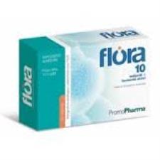 FLORA 10 - INTEGRATORE ALIMENTARE - 30 CAPSULE