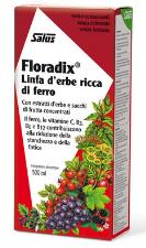 FLORADIX Integratore a base di Ferro e Vitamine 500ml