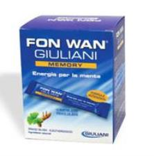FON WAN memory 12 bustine GIULIANI