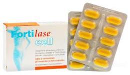 FORTILASE CELL - ANTINFIAMMATORIO NATURALE - 30 COMPRESSE