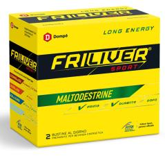 FRILIVER SPORT LONG ENERGY MALTODESTRINE 8 BUSTE