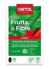 FRUTTA E FIBRE FORTE 24 COMPRESSE