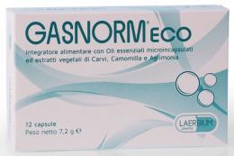 GASNORM ECO 12 CAPSULE